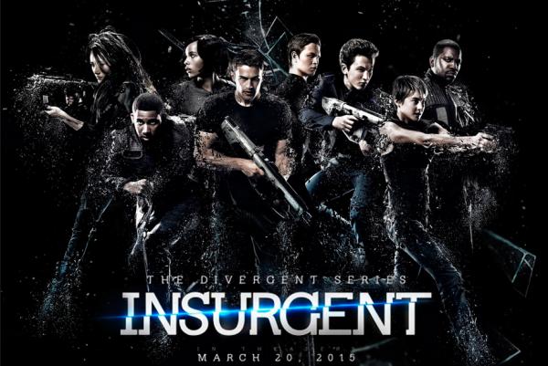 Insurgent tops US box office