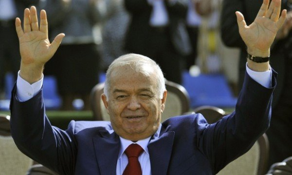 Islam Karimov Uzbekistan elections 2015