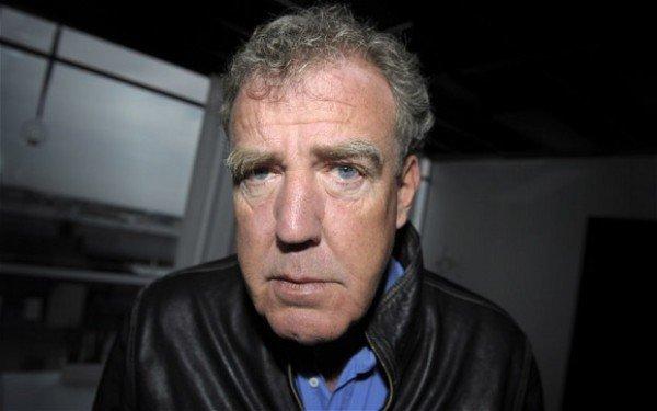 Jeremy Clarkson Top Gear suspension