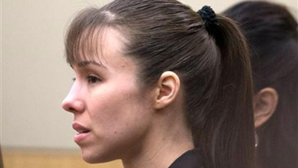 Jodi Arias retrial verdict 2015