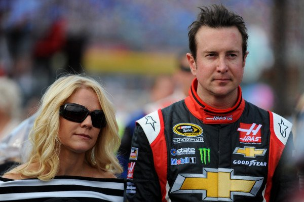 Kurt Busch and Patricia Driscoll domestic violence