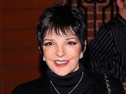 Liza Minnelli rehab 2015