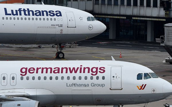 Lufthansa Germanwings crash