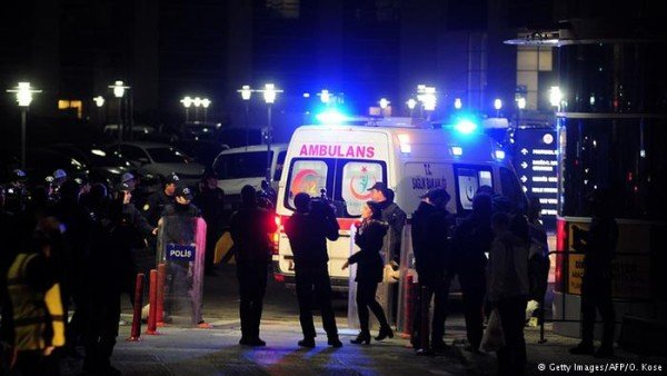Mehmet Selim Kiraz hostage crisis