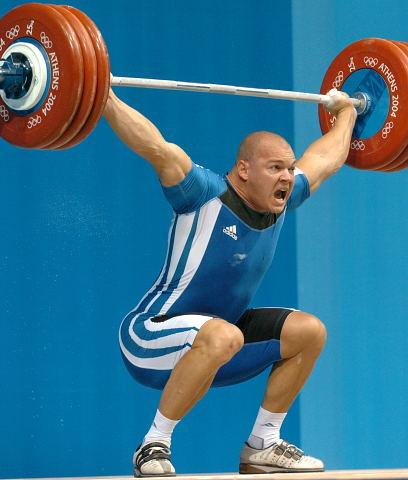 Milen Dobrev 2004 Games