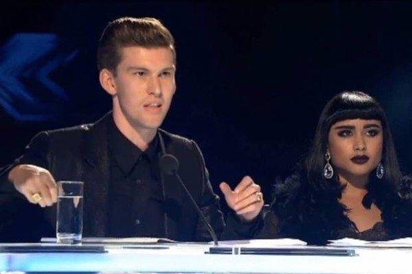Natalia Kills and Willy Moon X Factor New Zealand