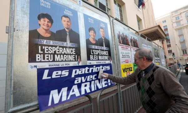 National Front France local elections 2015