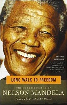 Nelson Mandela memoir