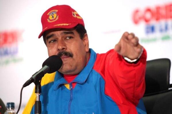 Nicolas Maduro imposes visas for Americans