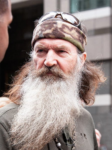 Phil Robertson against atheism