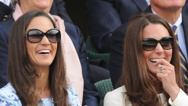 Pippa Middleton and Kate
