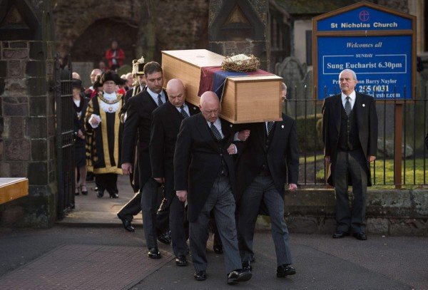 Richard III reburial Leicester