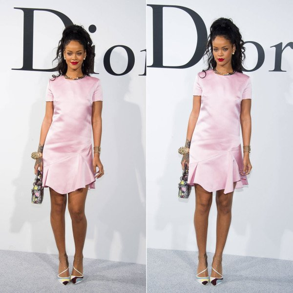 Rihanna becomes Dior's first black spokesperson