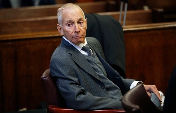 Robert Durst arrested in New Orleans
