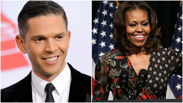 Rodner Figueroa apologizes for Michelle Obama ape comment