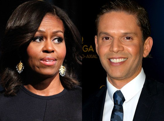 Rodner Figueroa fired from Univision after Michelle Obama racist comments