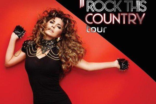 Shania Twain final tour