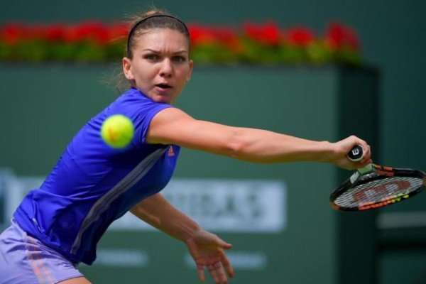 Simona Halep wins Indian Wells 2015