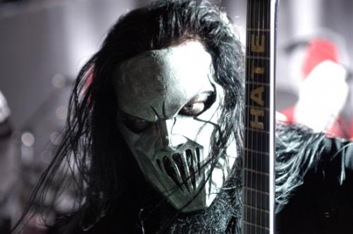 Slipknot's Mick Thomson stabbed