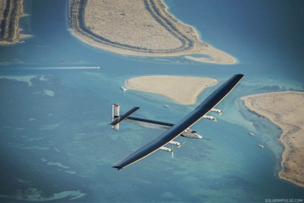 Solar Impulse 2 arrives in Oman