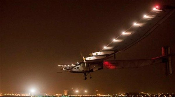 Solar Impulse 2 heads to India