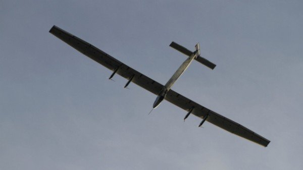 Solar Impulse 2 leaves Myanmar for China