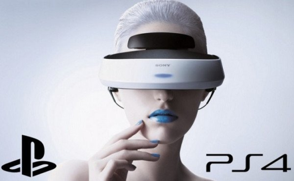 Sony Project Morpheus PS4