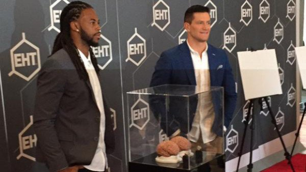 Steve Weatherford and Sidney Rice to donate brains for medical research