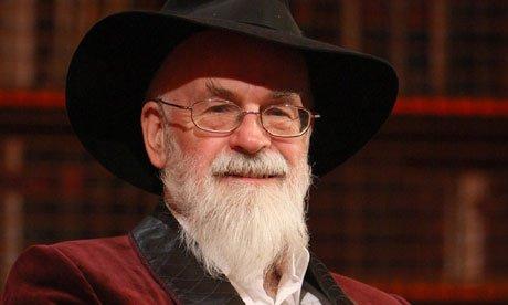 Terry Pratchett dead at 66