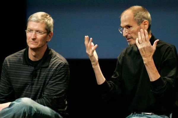 Tim Cook offered liver to Steve Jobs