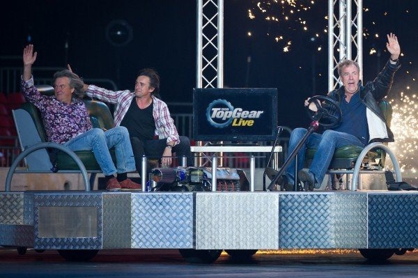 Top Gear Live Norway shows postponed after Jeremy Clarkson's suspension