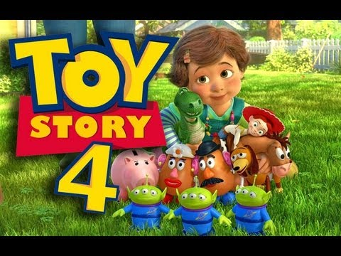 Toy Story 4 romantic comedy