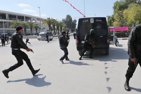 Tunis terror attack Bardo Museum