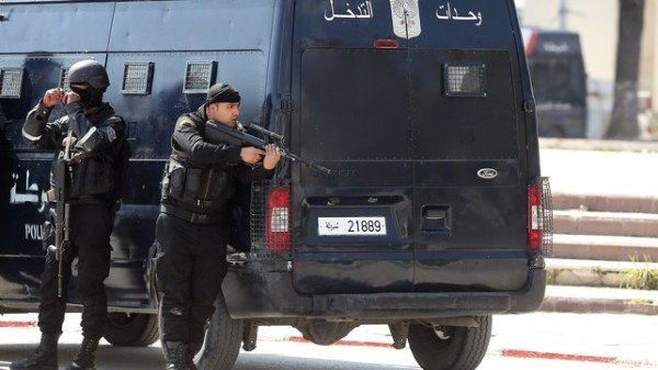 Tunisia Bardo Museum attack 2015