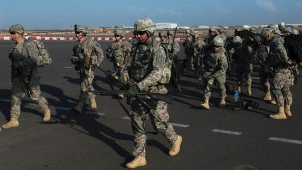 US troops evacuate al-Anad air base in Yemen