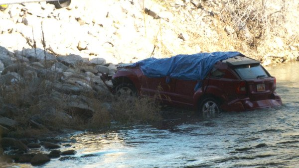 Utah baby found alive in Spanish Fork river