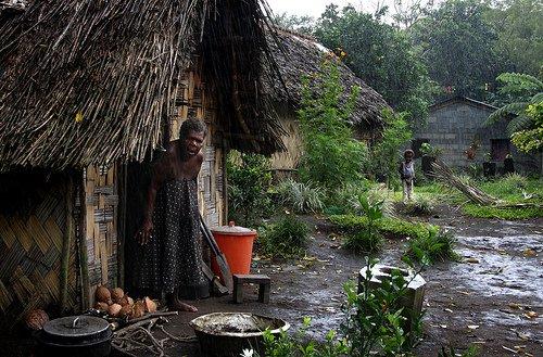 Vanuatu poor country