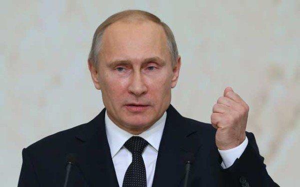 Vladimir Putin health status 2015