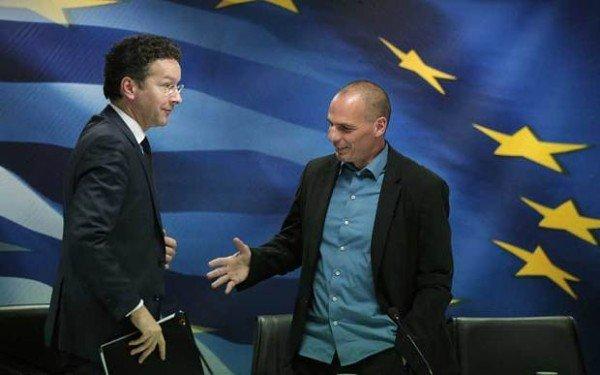 Yanis Varoufakis Greece bailout referendum