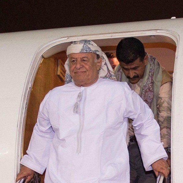 Yemen President Abd Rabbuh Mansur Hadi gets Saudi refuge