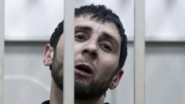 Zaur Dadayev has admitted involvement in Boris Nemtsov murder