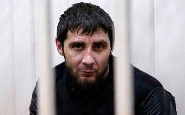 Zaur Dadayev suspected of Boris Nemtsov murder