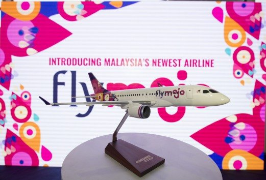 flymojo Malaysia new airline