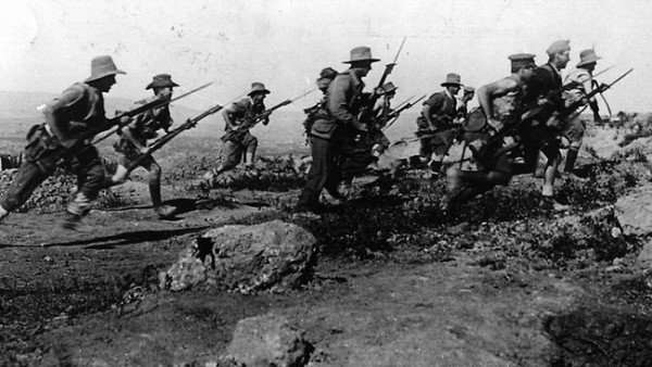 ANZACS Gallipoli