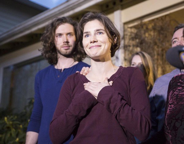 Amanda Knox to work for wrongly convicted