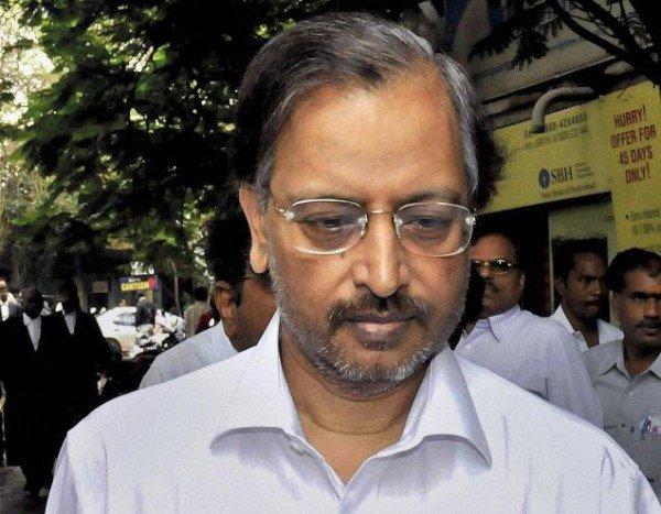 B Ramalinga Raju Satyam fraud case