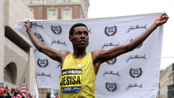 Boston Marathon 2015 winners