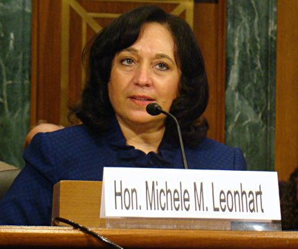 DEA Chief Michele Leonhart resignation