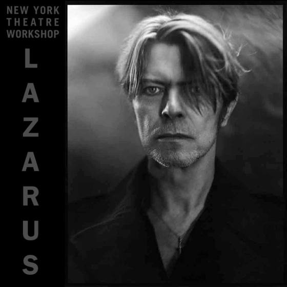 David Bowie co-writes New York Theatre Workshop Lazarus