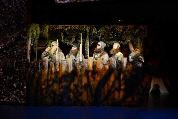 Duck Commander Musical Las Vegas